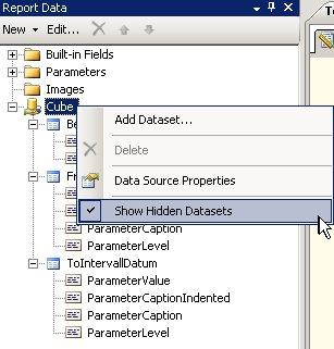 Hidden Datasets